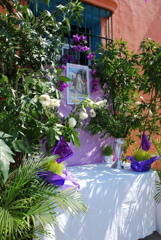 procesiune vinerea mare Mexic