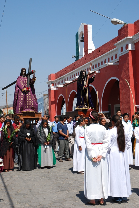 procesiuni religioase din saptamana Sfanta