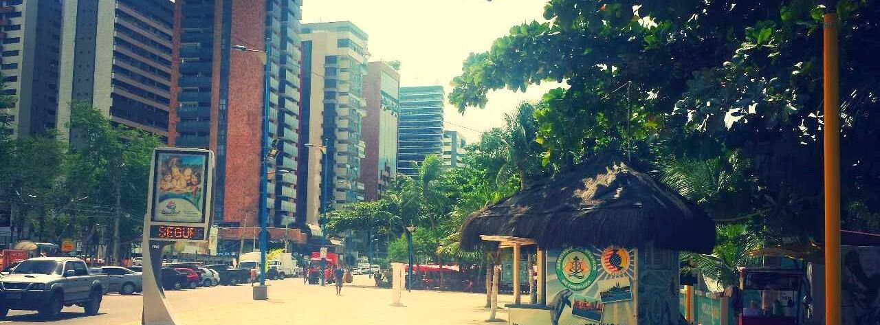 Fortaleza, Beira Mar
