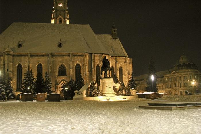 Piaţa Unirii, Cluj