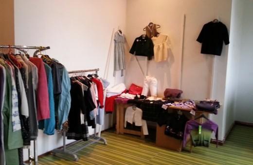 Charity Shopping 2014