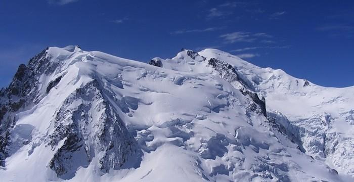 Chamonixm raiul alpiniştilor