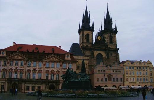 Praga, orașul poveștilor