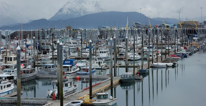 Port în Alaska