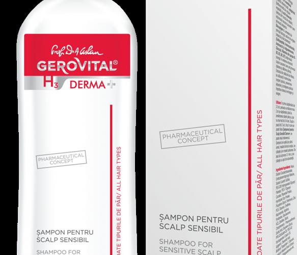 Șampon Gerovital